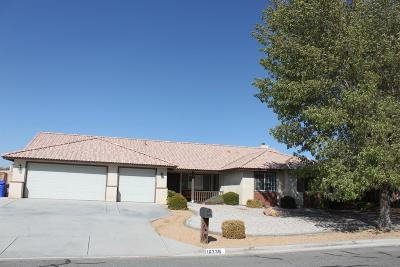Apple Valley CA Single Family Home For Sale: $359,900