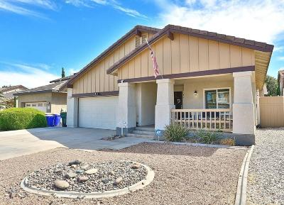 Victorville Single Family Home For Sale: 12537 Caballero Court