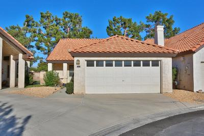 Apple Valley CA Single Family Home For Sale: $178,500