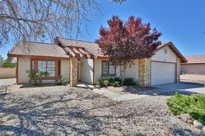 Hesperia Single Family Home For Sale: 13547 Mountain Drive
