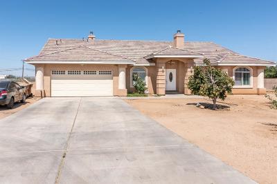 Hesperia Single Family Home For Sale: 16288 Cashew Street