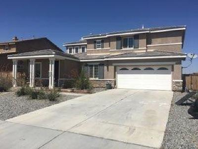 Victorville Single Family Home For Sale: 11964 Elliot Way