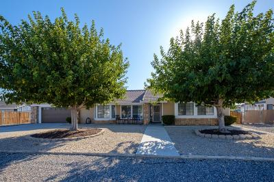 Apple Valley CA Single Family Home For Sale: $329,999