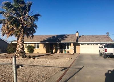 Hesperia Single Family Home For Sale: 7533 Oakwood Avenue