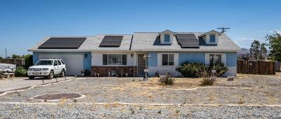 Apple Valley Single Family Home For Sale: 11511 Chimayo Road