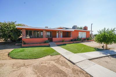 Apple Valley Single Family Home For Sale: 21791 Ocotillo Way