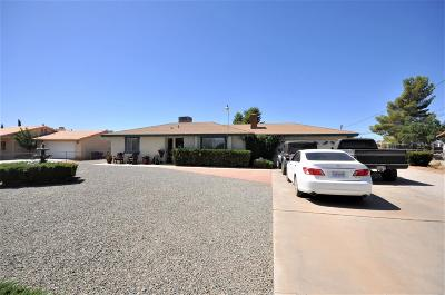Victorville Single Family Home For Sale: 12610 Magnolia Avenue