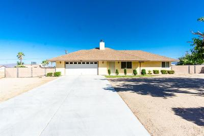 Victorville Single Family Home For Sale: 13191 El Rio Road