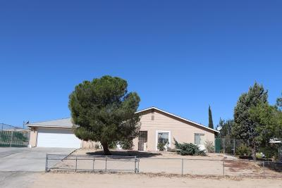 Victorville Single Family Home For Sale: 13200 3rd Avenue