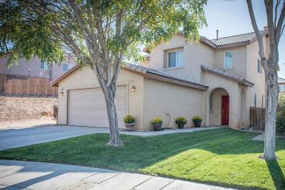 Victorville Single Family Home For Sale: 15240 Sunray Court