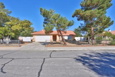 Hesperia Single Family Home For Sale: 6739 Loma Vista Avenue