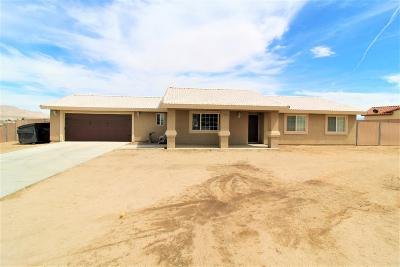 Victorville Single Family Home For Sale: 16403 Los Cedros Road