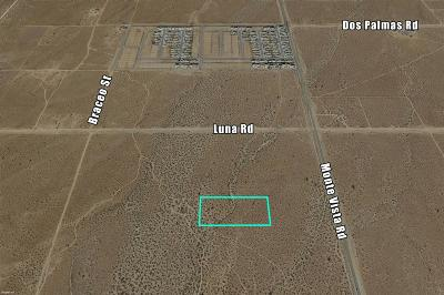 Victorville Residential Lots & Land For Sale: Joshua Road