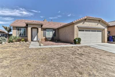 Victorville Single Family Home For Sale: 13665 Nova Lane