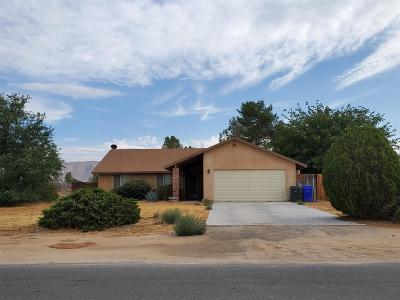 Apple Valley Single Family Home For Sale: 11847 Cibola Road