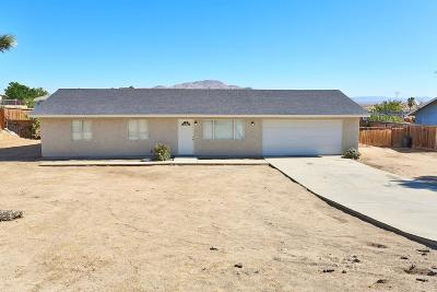 Victorville Single Family Home For Sale: 16605 Odell Avenue