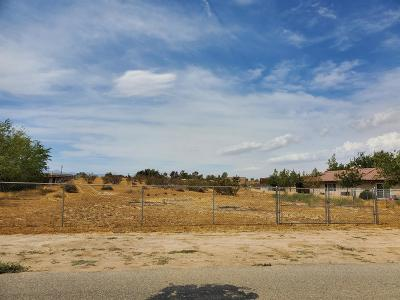 Hesperia Residential Lots & Land For Sale: Trinity Drive