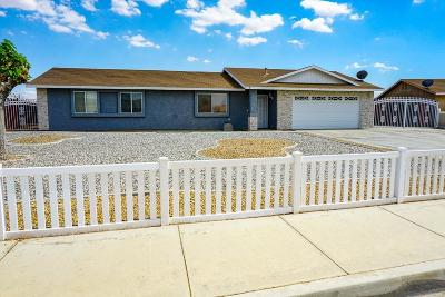 Apple Valley Single Family Home For Sale: 14227 Tonikan Road
