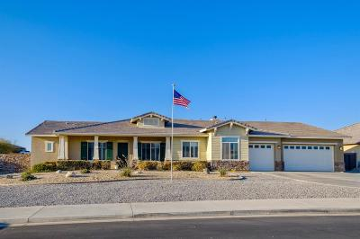 Apple Valley Single Family Home For Sale: 20264 Gala Road