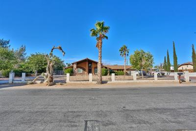 Apple Valley CA Single Family Home For Sale: $309,950