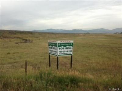 Arvada Residential Lots & Land Active: 8335 Indiana Street