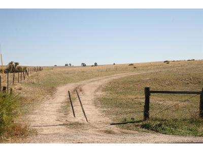 Kiowa Residential Lots & Land Under Contract: 10 North Comanche St Road