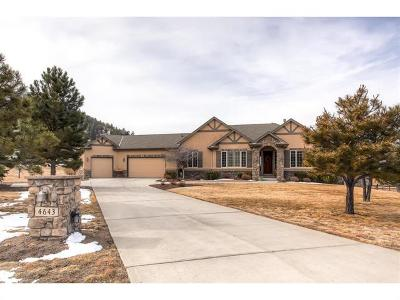 Single Family Home Sold: 4643 Starfire Circle