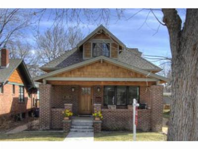 Denver CO Single Family Home Sold: $850,000
