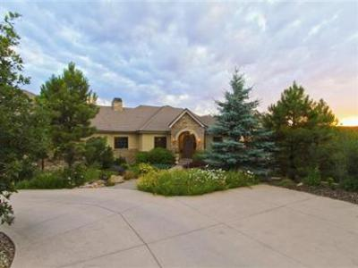 Castle Pines CO Single Family Home Sold: $1,395,000