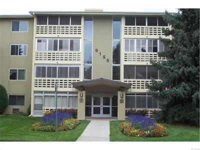 Condo/Townhouse Sold: 9155 East Center Avenue #4A