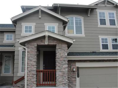 Condo/Townhouse Sold: 22072 East Irish Drive