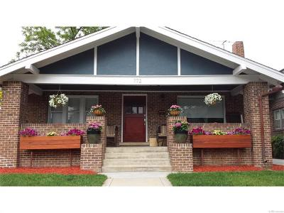 Single Family Home Sold: 772 Harrison Street