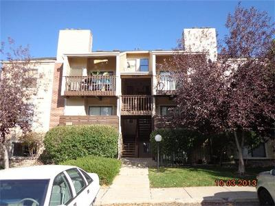 Condo/Townhouse Sold: 15350 East Arizona Avenue #102