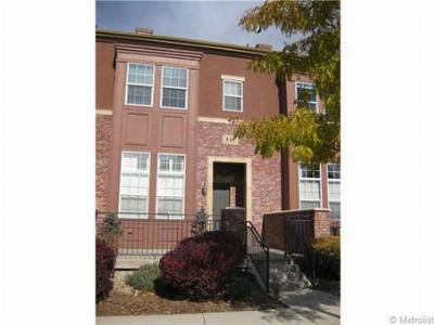 Highlands Ranch CO Condo/Townhouse Sold: $272,500
