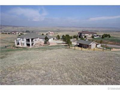 Castle Rock CO Single Family Home Sold: $540,000