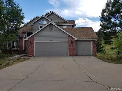Golden Single Family Home Active: 495 Mount Vernon Circle