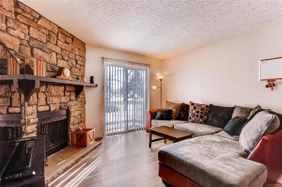 Aurora Condo/Townhouse Under Contract: 13333 East Asbury Drive #102