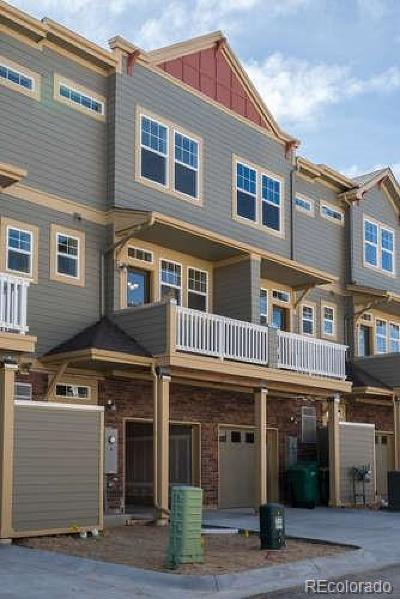 Broomfield Condo/Townhouse Under Contract: 12891 King Street