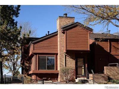 Denver Condo/Townhouse Under Contract: 2685 South Dayton Way #321