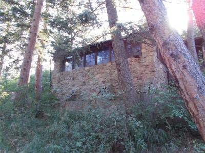 Littleton Single Family Home Under Contract: 9547 South Deer Creek Canyon Road