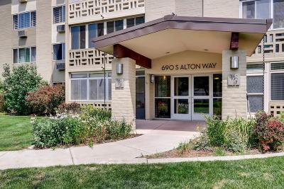 Denver Condo/Townhouse Active: 690 South Alton Way #3C