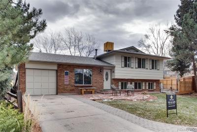 Morrison Single Family Home Sold: 11624 West Saratoga Avenue