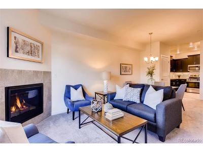 Thornton Condo/Townhouse Under Contract: 12854 Jasmine Street #E