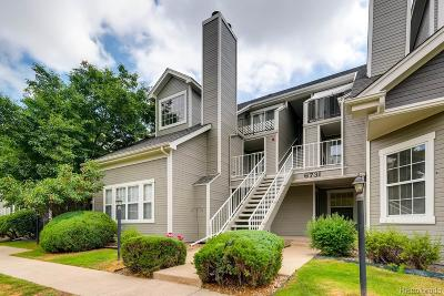Centennial Condo/Townhouse Active: 6731 South Ivy Way #B7