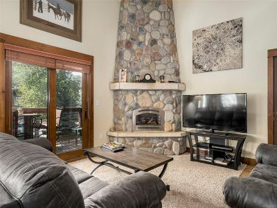 Steamboat Springs Condo/Townhouse Active: 360 Ore House Plaza #206