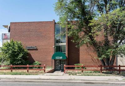 Aurora Condo/Townhouse Active: 12245 East 14th Avenue #302