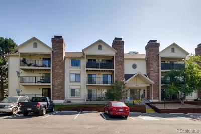 Aurora Condo/Townhouse Active: 15911 East Dakota Place #105