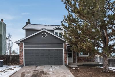 Centennial Single Family Home Under Contract: 19752 East Bellewood Drive