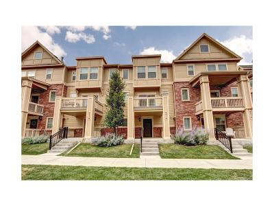 Lone Tree Condo/Townhouse Under Contract: 9516 Halstead Lane