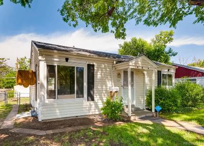 Adams County Single Family Home Active: 1649 Newark Street